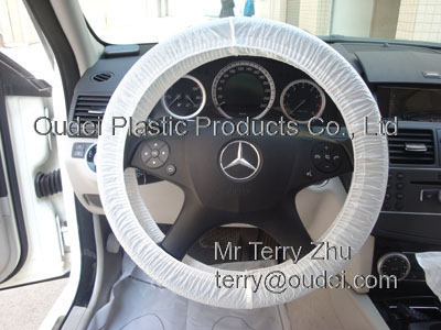 PE Steering Wheel Cover