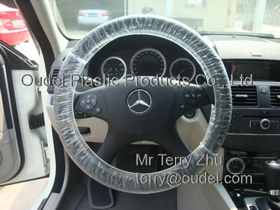 HDPE Steering Wheel Cover for car