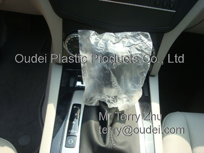 HDPE Gear Shift Cover for Car