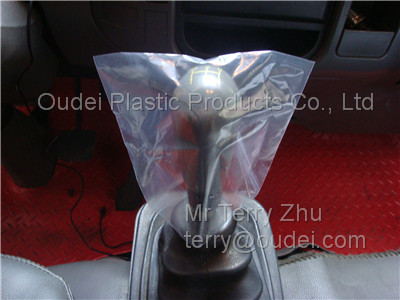 PE Gear Shift Cover for Truck without elastic