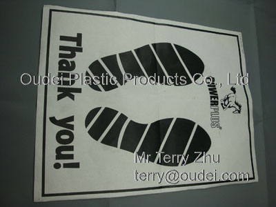 Kraft Paper Floor Mat Coated Film